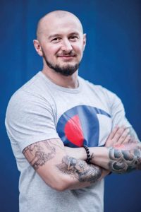 Hlavní trenér Krav Maga ZONE